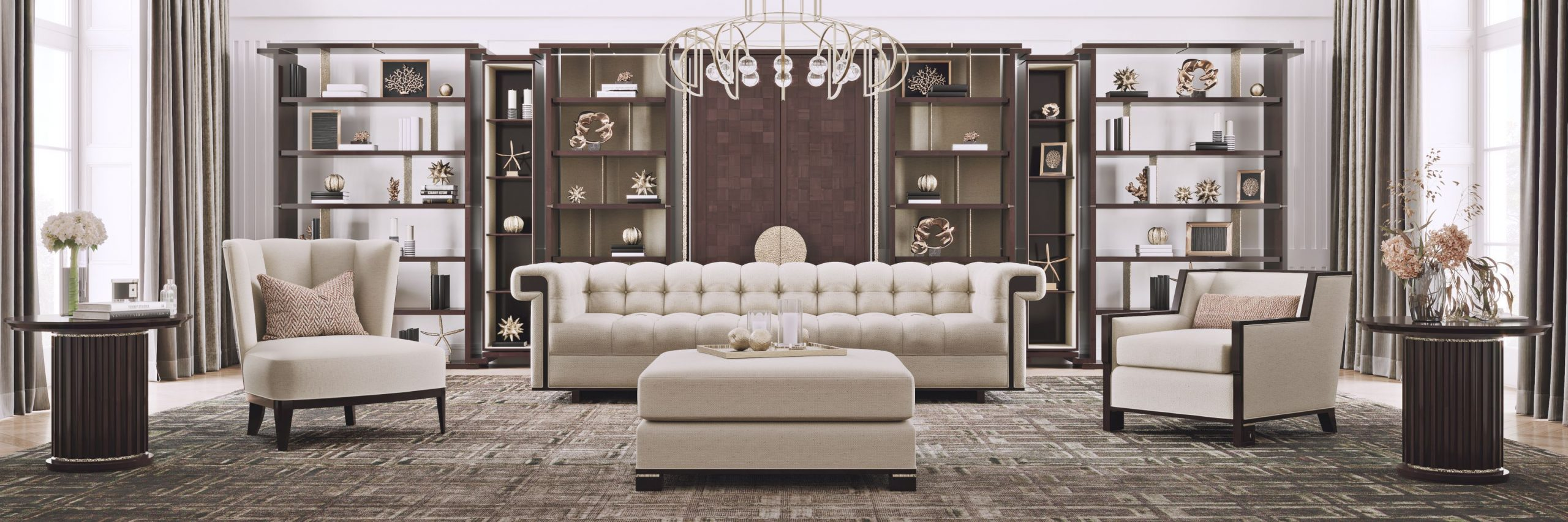 Mobilier Shepel - Living William Sofa
