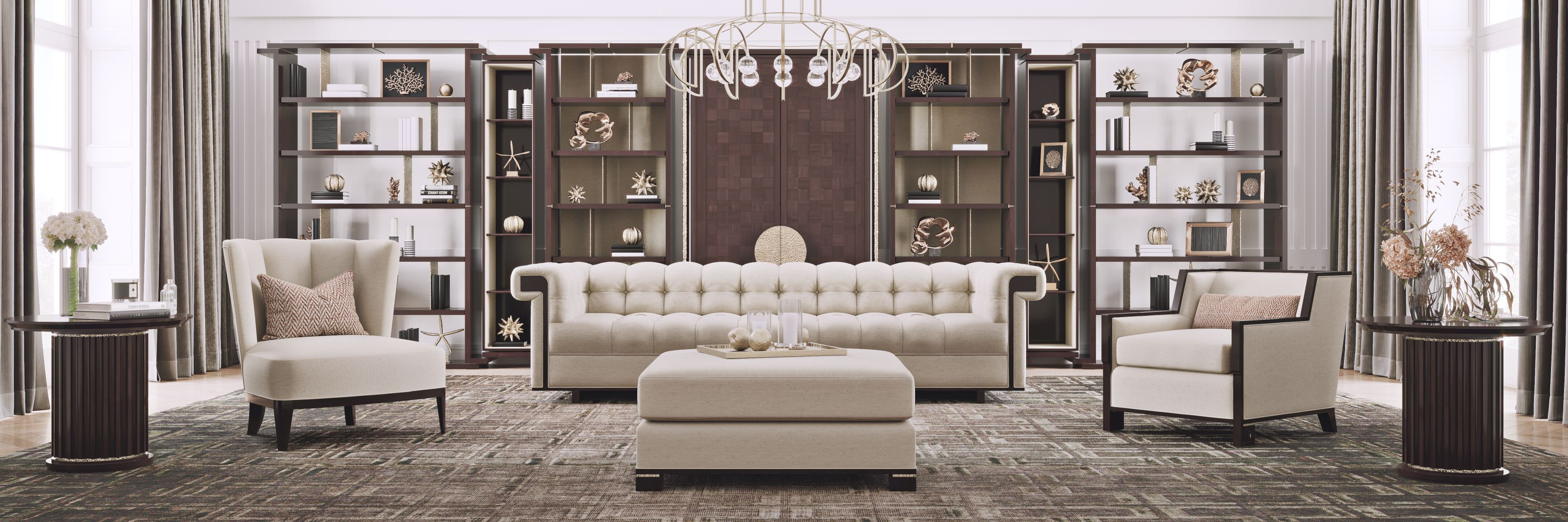 Mobilier Shepel - Living William & Sofa