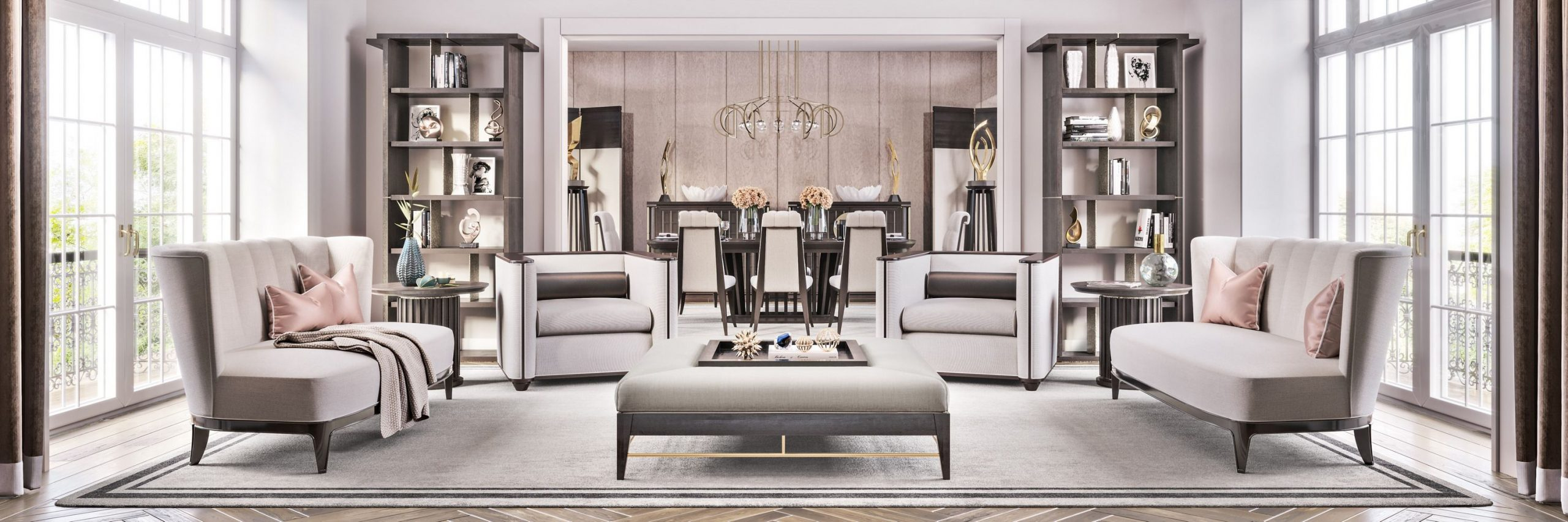 Shepel - Mobilier Living William - Mobilier Dining Vally