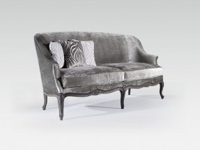 Couch Louis XV Corbeille
